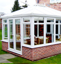 Edwardian Double Hipped Conservatory Design