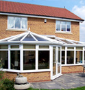 P Shaped Victorian Conservatory Design