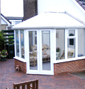 Victorian Double Hipped Conservatory Design