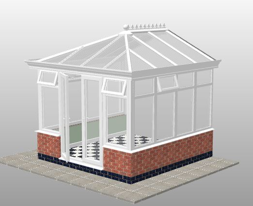 capella orangery conservatory
