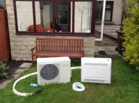 DIY Conservatories, Conservatory Design and Console Air con split 12000 btu